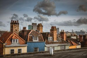 Chimneys by sican