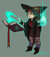 WITCHSONA by AgentDax