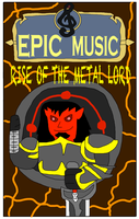 Epic Music: Rise of the Metal Lord by jacobyel