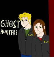 Ghost hunters Halloween by any204