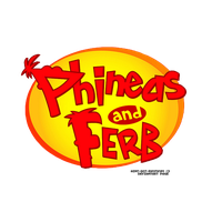 Phineas and Ferb logo png by aint-got-rhythm