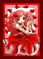 10 of Hearts by celesse
