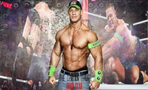 John Cena Wallpaper by AYb12 by AyBenoit12