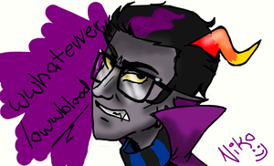 HS: Eridan_Bitching_Like_The_Royals by Sir-Dance-A-Lot