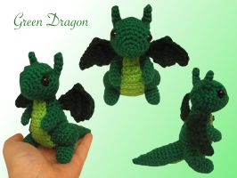 Green Dragon by Amaze-ingHats