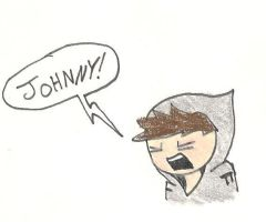 Johnny! by ShoobaQueen
