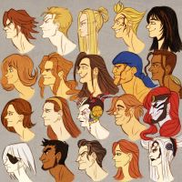 ff8 - profiles by spoonybards