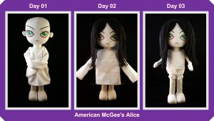American McGee's Alice --WIP 01 by car2in-bitz