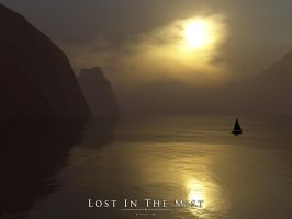 Lost In The Mist by cagdasyoldas