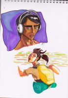 Marker exercises by innerpeace1979