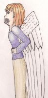 This is my angry face by AngelAndChangeling