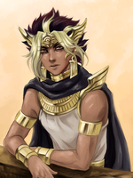 Pharaoh by omurizer