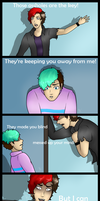 Meant to be yours - R.Septiplier by kimtita