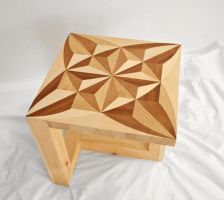 Cube table by mocorock