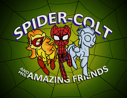 Spider-Colt and His Amazing Friends by The-Kinetic