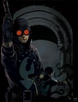 Lobster Johnson by Manji675