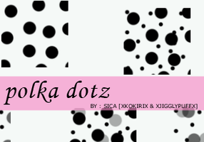 22nd set - POLKA DOTZ - PS by girlinabox