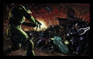 Halo 2 by VegasMike