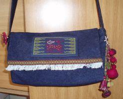handmade bag by bzh29