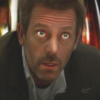 Dr. Gregory House by NielsTieman