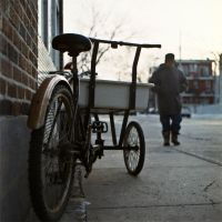 Bike and Loneliness by cameraflou