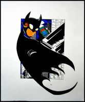 Batman: When there is no crime in the city! by neuronboy42
