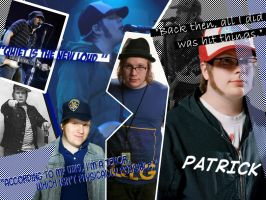 FOB Mix 3: Patrick Stump by VonCroy360