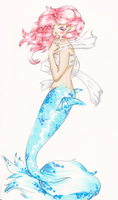 Mermaid by SourKiss