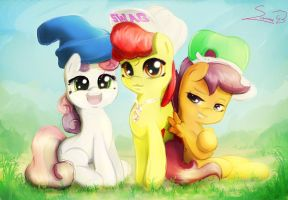 got dat cmc swag boi! by Sverre93