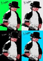 MJ Pop Art by J-Corrigan-93