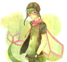 Flygon by The-Noodles