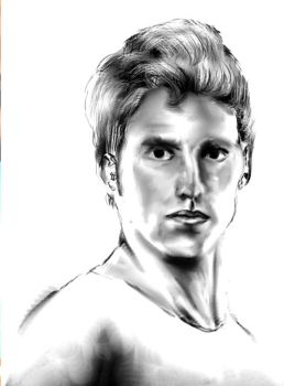 Fav male characters: Finnick Odair by patszy