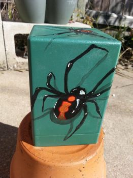 Spider Box by jlaynaeb