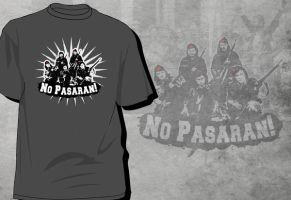 Partisans Shirt by RedClassPride