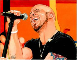 Chris Daughtry by coachp42