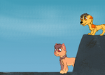 Animation Sample with Landon and Amber v2 by The101stDalmatian