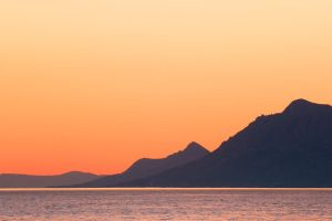 West view from Makarska by PlayBoots