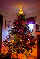 Grandmother's Christmas Tree by JessicaDobbs