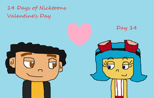14 Days of Nicktoons Valentine's Day-Day 14 by Toongirl18