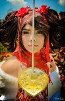 Amy Sorel Soul Calibur IV by NayeliCoss