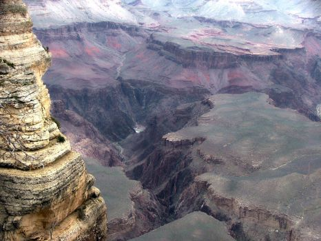 Grand Canyon South Rim1 by Trisaw1