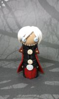 Wobbles: Dante by okapirose