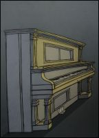 Family Piano Color by tedikuma