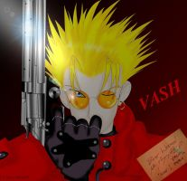 Vash The Stampede by Miss-Mori02
