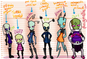 The Height Chart by enigmatia
