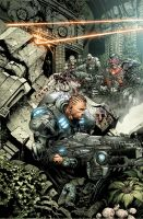 GEARS OF WAR 2 by LiamSharp