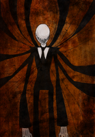 The Slender Man by UnionBlack