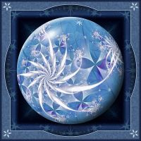 Gift Box Marble - Winter by Velvet--Glove