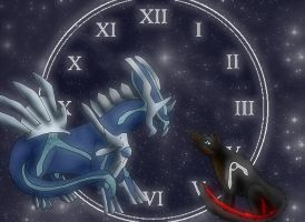 Masters of Time Glowing by Kyuubidragon91