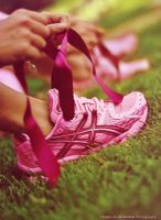 Run for the CURE by Heinonen